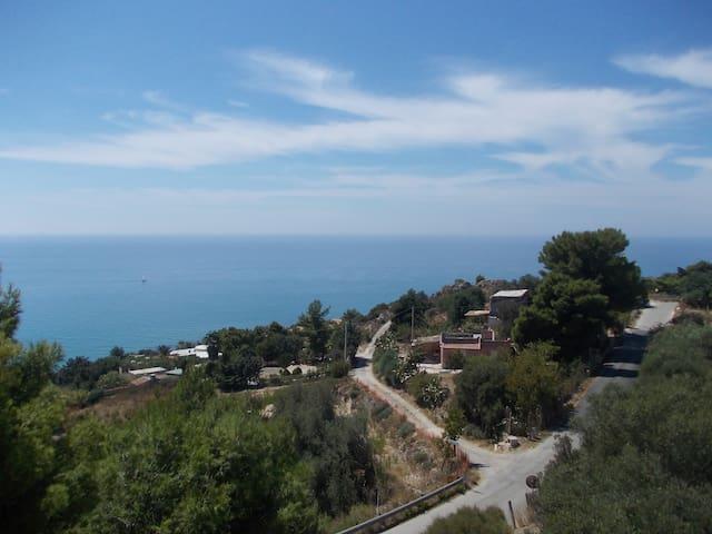 Villa Monte Sole - Licata - Villa