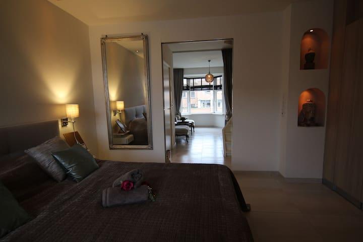Luxe suite in het centrum van Dordrecht
