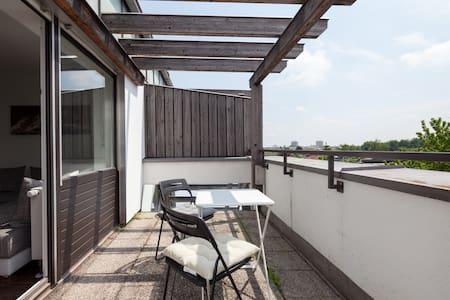 Moderne Wohnung  Top Zustand - Unterschleißheim - Daire