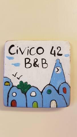 B&B CIVICO 42