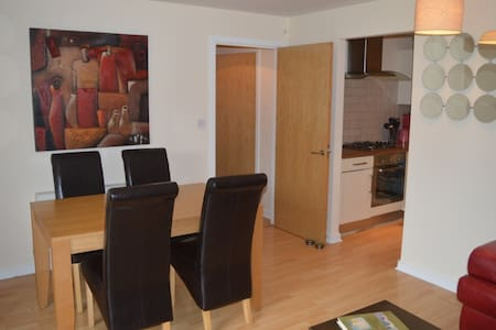 Perfect 2 Bed Apartment for exploring Dublin - ダブリン - アパート