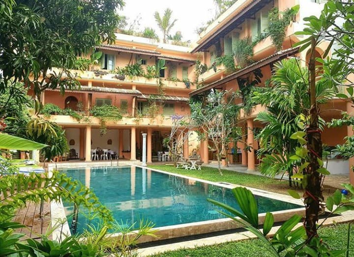 CASA MARIA, beautiful triple room N°8 in the villa