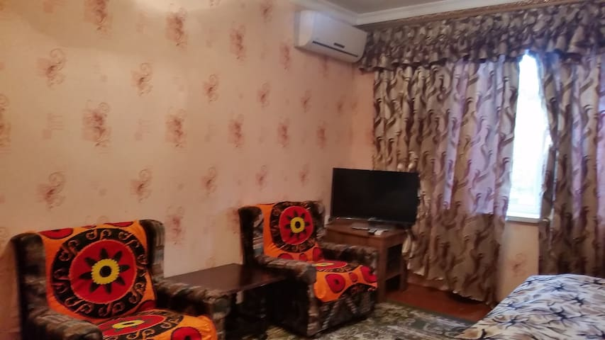 2 rooms apartment on K.Khujandi street - Худжанд - Appartement