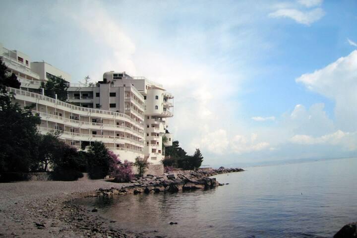 Trieste  monolocale sul mare