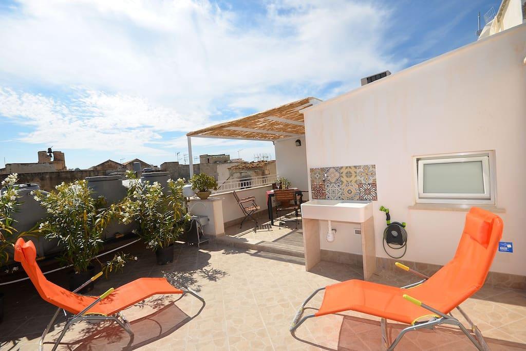 Terranova appartamenti attico appartamenti in affitto a for Appartamenti arredati in affitto a trapani