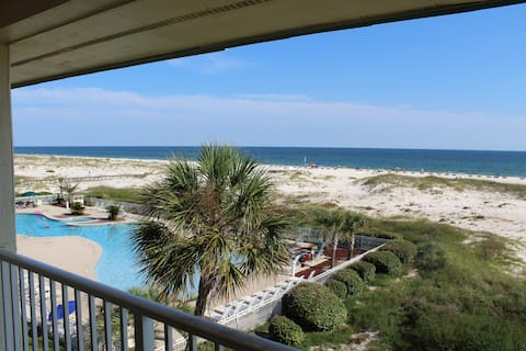 Direct Gulf Front Condo on the Beach