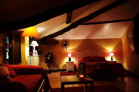 Chambres d'hôtes confortables près du Vigan - Avèze - Bed & Breakfast