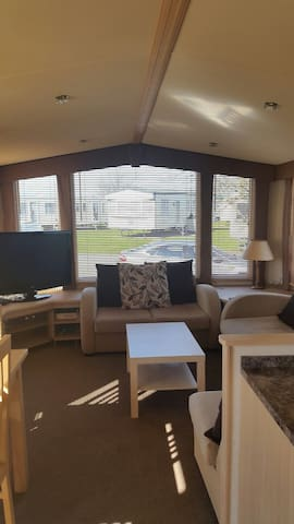 Luxury Caravan For Hire at Craig Tara, Ayr - South Ayrshire - Annat