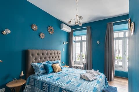Casa Alta - Zafír szoba