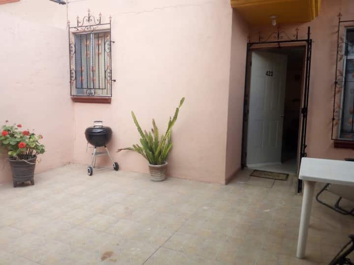 casa sola en huamantla tlaxcala mexico