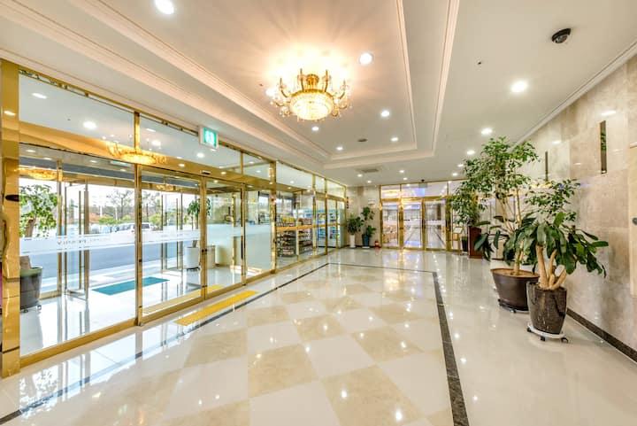 ☆☆ Hotel Pearly ☆☆ 와 함께...방문을 감사드리며 환영합니다 !!