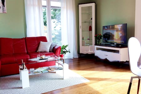 Apartament Neptun 46 - centrum, 2 sypialnie.