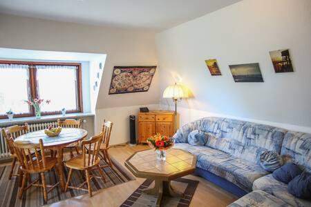 Haus Deblitz - Wohnung 3: Deichkinder 47m2 - Tümlauer-Koog