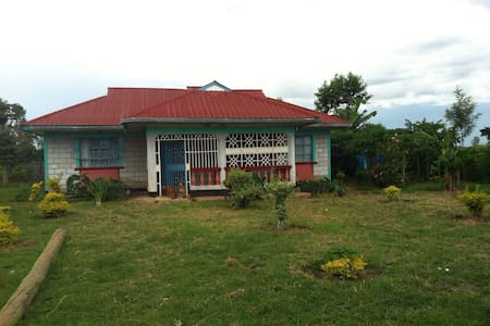Top 20 kisii vacation rentals vacation homes condo for Types of houses in kenya