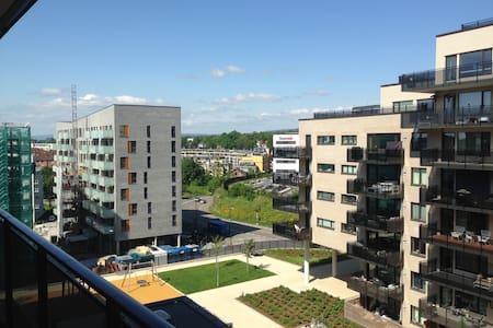 New apartment in quiet area - Oslo - Huoneisto