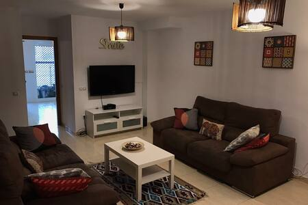 Big, cozy and sunny bungalow close to the beach - Gran Alacant - Hus