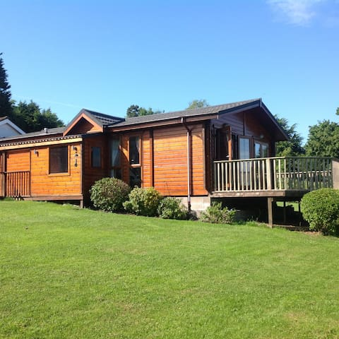Woodland Retreat in the heart of Wales