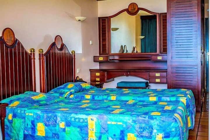 Chambre Confort N° 112 sis Rés. de La Baie 4
