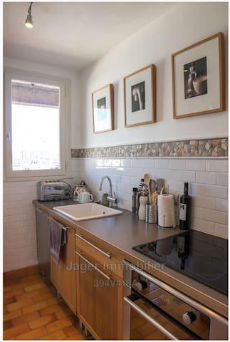 Bel Appartement sur le golf de St Tropez - Cogolin - Apartment