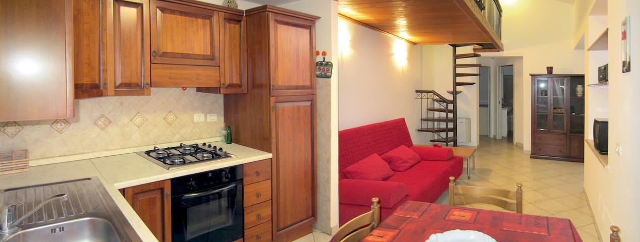 Casa per Vacanze LEONE NERO - Orte - Wohnung