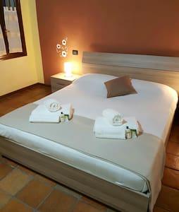 Bed&Breakfast Ferrara vicino al fiume PO - Inap sarapan