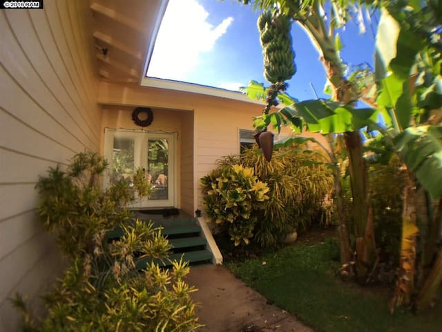 Private Room in Central Kihei - Kihei - Hus