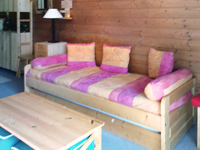 Holiday apartment in Chatel for 4 persons