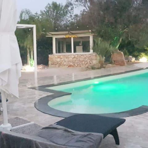 Villetta in campagna con piscina
