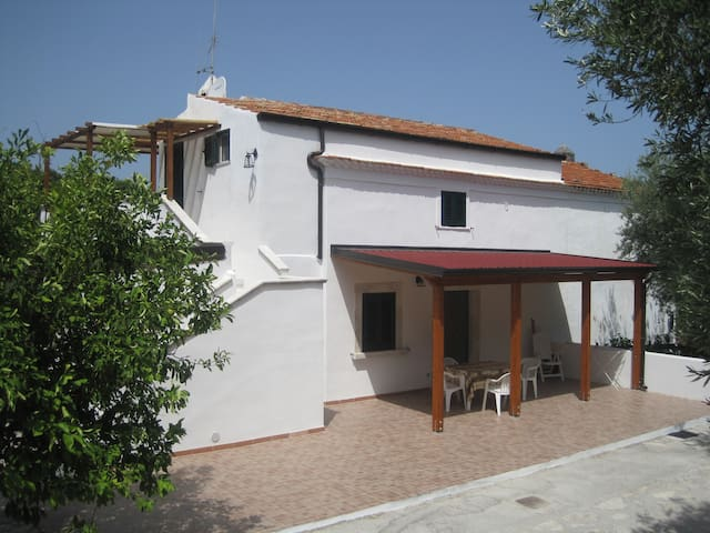 LA TUA CASA VACANZA SUL GARGANO - Vico del Gargano - Wohnung