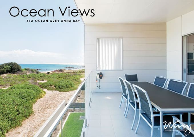 Ocean Views - Anna Bay - Hus