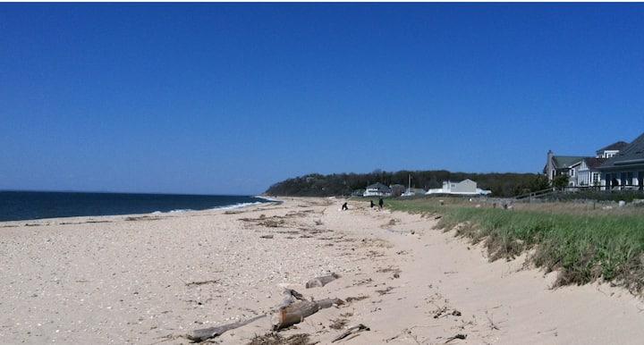 Private Beachfront Getaway