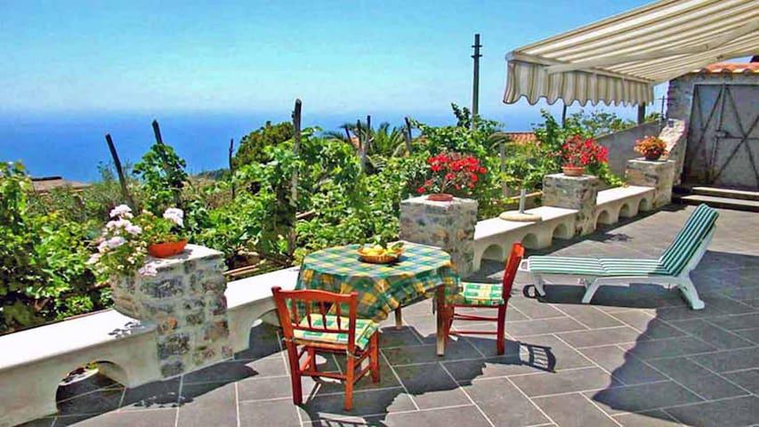 CASA ORFEO Minuta/Scala - Amalfi Coast - Scala - Apartment