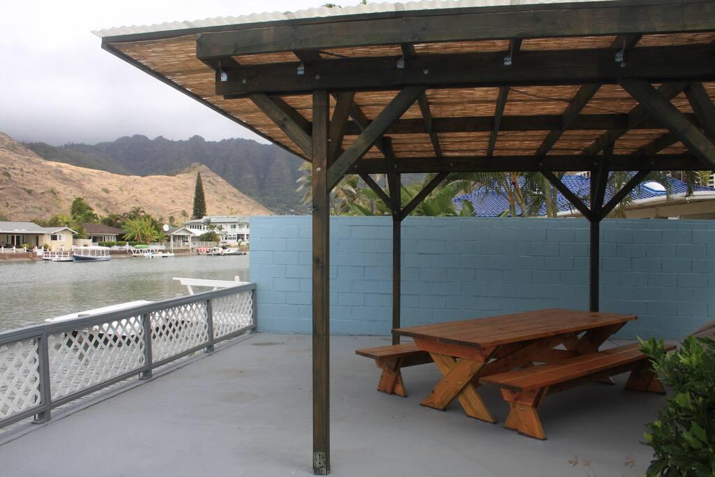 Patio Corner View