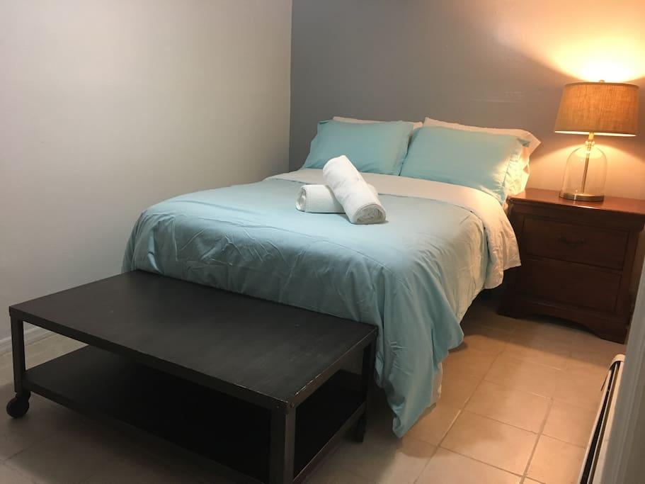 NEW Sheets Bedroom #1