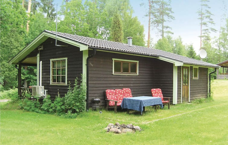 Holiday cottage with 2 bedrooms on 46m² in Unnaryd