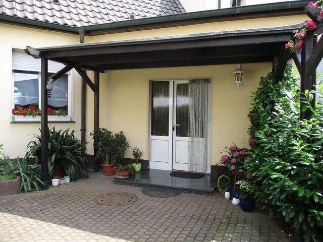 Ferienwohnung in Dessau für 2 Personen