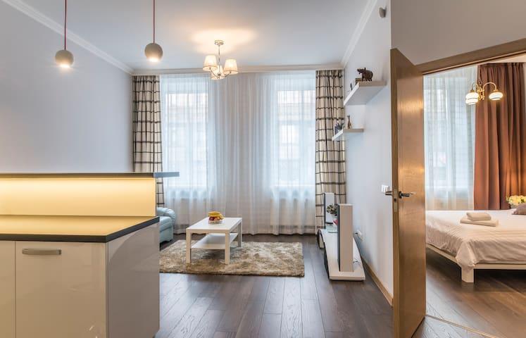 Superb Brand New Apartment in Riga Centre