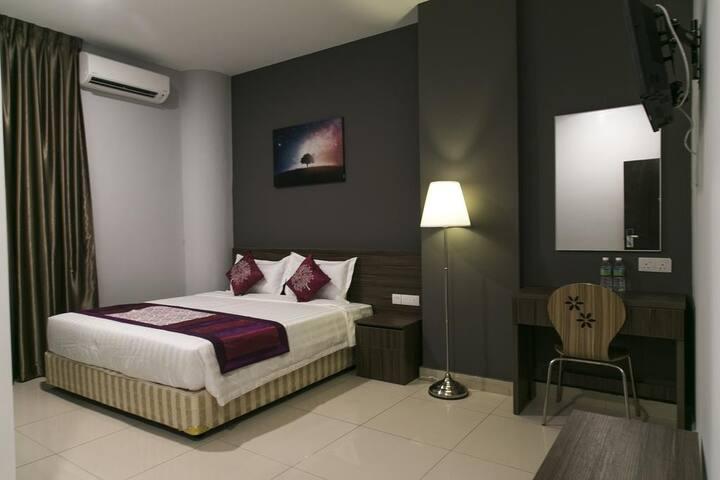 Lavana Hotel, Chinatown KL (Deluxe Room)