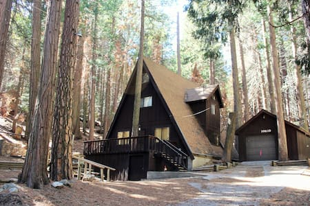 Alta Sierra A-Frame - Wofford Heights - Cabin