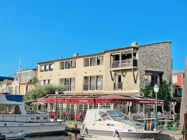 Apartment in Port Grimaud for 4 persons