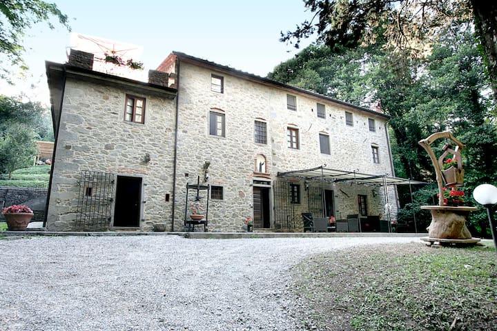 Casa Vacanze il Frantoio - Aramo - Natur-Lodge