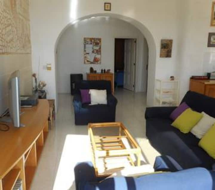 Private 2 Bedroom Apartment in Nadur-Entire Place