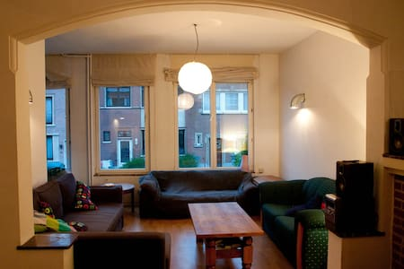 Double room in a collocation house - Auderghem