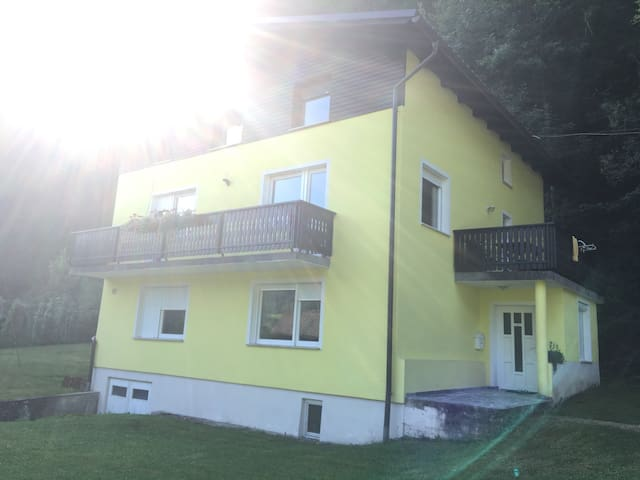 SPACIOUS Home, great for families - Prevalje - Dom