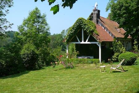 Maison de charme proche de la mer (région Dieppe) - Le Bourg-Dun - Casa