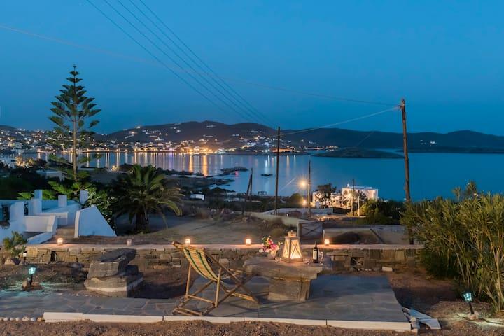 Villa UTOPIA 2. Family retreat with sea view.
