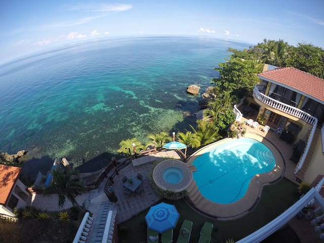 Seaside Villa Tabogon Cebu (1 & 2)