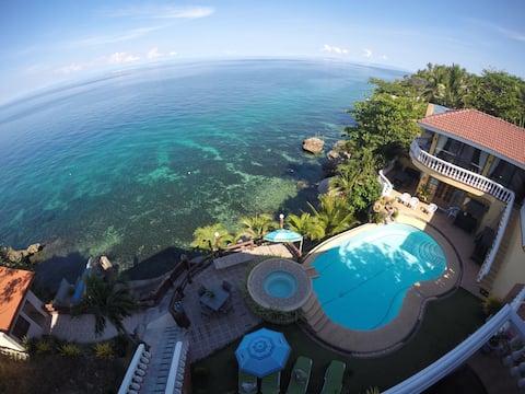 Seaside Villa Tabogon Cebu (1 & 2)