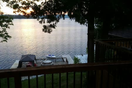 Waterfront Cottage on Rice Lake - Roseneath