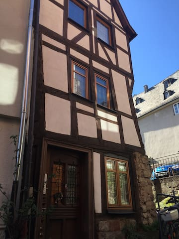 Einzel-Appartement in bester Lage Marburgs - Marburg - Apartment